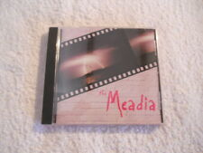 """The Meadia """"Same"""" Rare indie AOR cd 1997 NEW"""