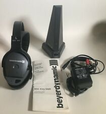 beyerdynamic RSS 900 Wireless Headphone (RSH 900)+ Receiver (RST 900)