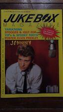 Juke Box Magazine 15 Johnny Hallyday cover, Elvis Presley, Spooky Tooth...