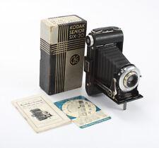 KODAK CANADA SENIOR SIX-20, 105/6.3 K.A., BAD SHUTTER, FOR DISPLAY/cks/196421