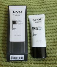 NYX HD STUDIO PHOTOGENIC PRIMER BASE FULL SIZE 31.7ml  HDP101 BNIB