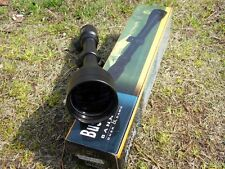 Tactical Riflescope 4-12x56E Illuminated Optical Rifle Scope W/Two Rings