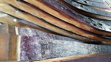 A Half Dozen (6) Authentic Used Wine Barrel Staves - FREE SHIPPING!