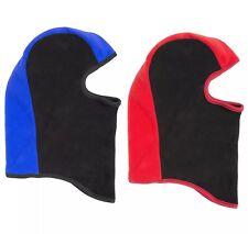 Grand Sierra Color-Block Fleece Balaclava For Little Boys 4-7 NEW