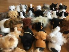 Vintage Artlist dog collection, various breeds, 32 pieces.