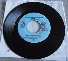 Promo Record 45 RPM Smith Connection I'm Bugging Your Phone Music Merchant 1973