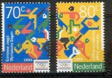 Nederland NVPH 1563-64 Jeugd Olympische Dagen 1993 Postfris