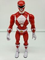 """POWER RANGERS ARMORED RED RANGER  7"""" Mmpr Mighty Morphin Bandai"""