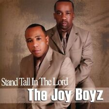 Joy Boyz - Stand Tall In The Lord - New factory Sealed CD