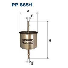 Kraftstofffilter FILTRON PP865/1