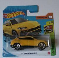 '17 Lamborghini Urus Hot Wheels 2020 Caja M Hw Exotics 1/10 Mattel
