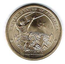 2015-P $1 Brilliant Uncirculated Business Strike Native American Dollar Coin!