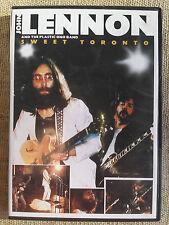John Lennon – Sweet Toronto  - - DVD