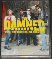 THE DAMNED don't you wish that we were dead USA BLU-RAY new sealed ALL REGIONS