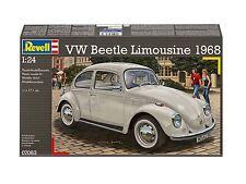 Revell - VW Beetle Limousine 1968 1:24 Model Kit - 07083