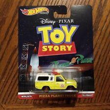 Pizza Planet Truck (Toy Story 4) - Retro / Replica Entertainment - Hot Wheels