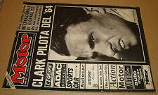 MOTOR ANNO XXIII 1965 NR.5 JIM CLARK/HOVERCRAFT/SALONE MODENA/SALONE BRUXELLES