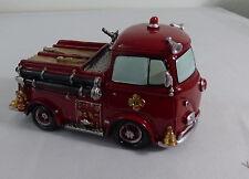 """Spardose  """" Feuerwagen Poly 20077"""