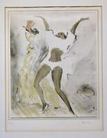 Marcel Vertes  2 Tänzerinnen  Nr. 1