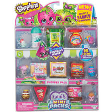 Shopkins Family Mini Packs 8 Shopkins Pack