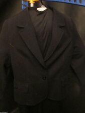 Markenlose Zweiteilige Damen-Anzüge & -Kombinationen mit Jacket/Blazer für Business