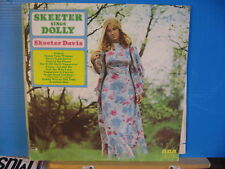 SKEETER DAVIS Skeeter sings Dolly RCA free uk post!