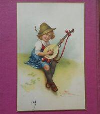 Künstler Spielzeug- & Kinder-Ansichtskarten vor 1914