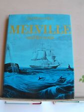 Melville And His World - Gay Wilson Allen - Hardcover First Edition - 1971