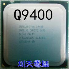 Original Intel Core 2 Quad Q9400 2.66 GHz Quad-Core (BX80580Q9400) Processor CPU