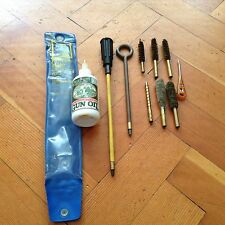 ROBERT HALE CLEANING ROD BAGUETTE PLUS OIL & EXTRAS GUN CLEANING KIT