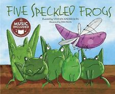 Sing-Along Math Songs: Five Speckled Frogs by Steven Anderson (2016, Mixed...
