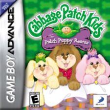 Cabbage Patch Kids Para Nintendo Game Boy Advance SP Cartucho GameBoy