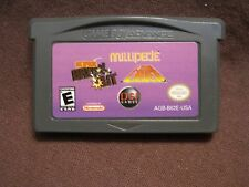 Millipede, Super Breakout, & Lunar Lander Game Nintendo Game Boy Advance System