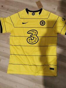 Chelsea Away Stadium Shirt Medium 21/22