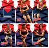 2010 Select AFL Prestige Holofoil Jersey Die Cut Card Team Set (12)-Melbourne