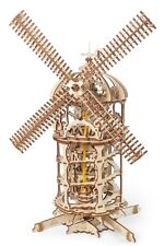 UGears- Tower Windmill - 3DWooden Puzzles/Mechanical Models/Propelled Model
