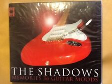THE. SHADOWS.      MEMORIES.  36.   GUITAR.  MOODS.             TWO. DISCS.