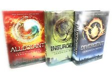 Insurgent Veronica Roth Books First Edition 3 Hardcover Books