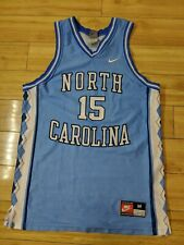 7cd8cc08323 Vintage Vince Carter 1998 North Carolina UNC Tar Heels NCAA NBA jersey -  medium