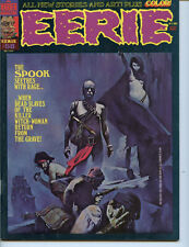 Eerie #58 Wrightson 1974 VF