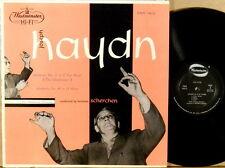 """WESTMINSTER Haydn SCHERCHEN Symphony #55 """"Schoolmaster"""" & #80 XWN-18614"""