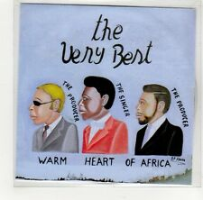 (GE805) Warm Heart Of Africa, The Very Best - DJ CD