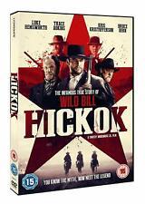 Hickok (DVD) Luke Hemsworth, Trace Adkins, Kris Kristofferson, Bruce Dern