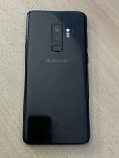 Samsung Galaxy S9 plus 128GB 4G Smart Phone Black  EE Network Free Uk Post