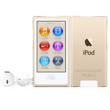 Apple iPod nano 7th Generation Gold (16GB) - MKMX2LL/A
