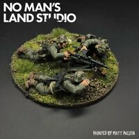 Pro Painted WW2 German MMG Team MG42 Tripod - 28mm 1/56 - Bolt Action