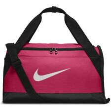 Nike Brasilia Duffle Sports Gym Bag Holdall Duffel Football Team Kit Bags XS S