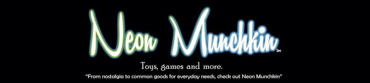neon munchkin toys games n more
