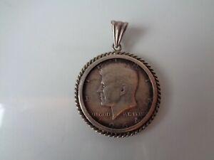 Bello, Antichi Medaglione, Rimorchio, Kennedy, Mezzo Dollaro 1964