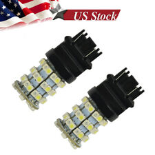 2pcs Switchback Front Turn Signal Light for Ford F-150 F-250 2001-2014 LED Bulbs